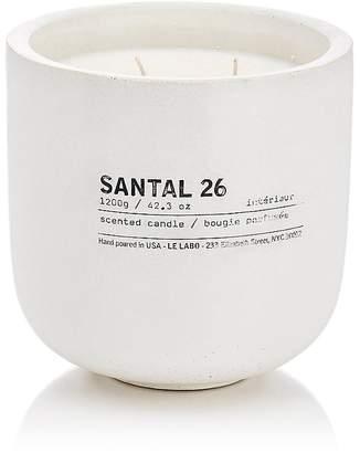 Le Labo Exclusive Santal 26 Concrete Candle