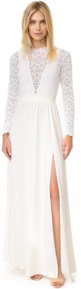 Nightcap x Carisa Rene Angelic Gown $473 thestylecure.com