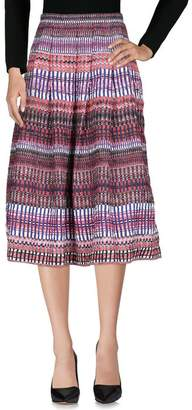 Saloni 3/4 length skirt