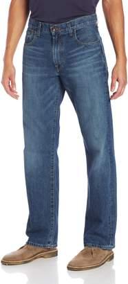 Lucky Brand Men's 181 Relaxed Straight Leg Jean