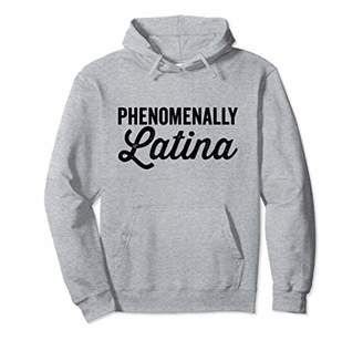 Phenomenally Latina Pro Women's Rights Pullover Hoodie