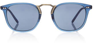 Oliver Peoples Roone Square-Frame Acetate Sunglasses