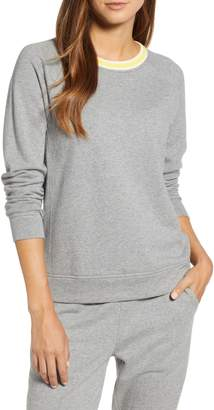 Lou & Grey Highlighter Terry Sweatshirt