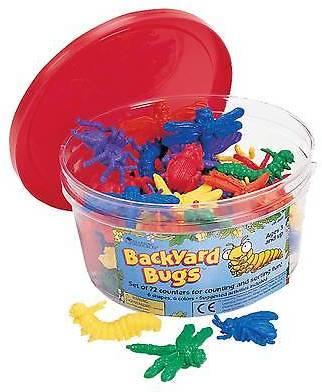 Learning Resources Backyard Bugs