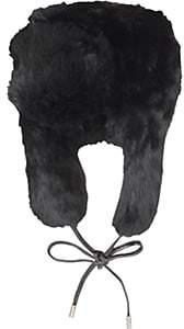 Eugenia Kim Women's Owen Trapper Hat - Black