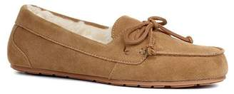 Koolaburra BY UGG Margo Genuine Sheepskin & Faux Fur Moccasin