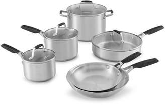 Calphalon Select by Stainless Steel 10-piece Cookware Set