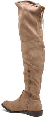 Yoki Over The Knee Boots