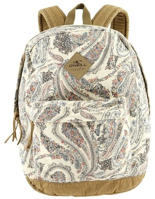 O'Neill 'Shoreline' Backpack - White $46 thestylecure.com