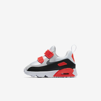 Nike Air Max Tiny 90 Infant/Toddler Shoe $65 thestylecure.com