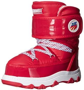 Khombu Lil Ski Team Moon Boot (Toddler/Little Kid/Big Kid)