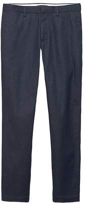 Banana Republic Aiden Slim Heathered Rapid Movement Chino