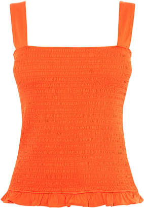 Karen Millen Frilled Vest Top
