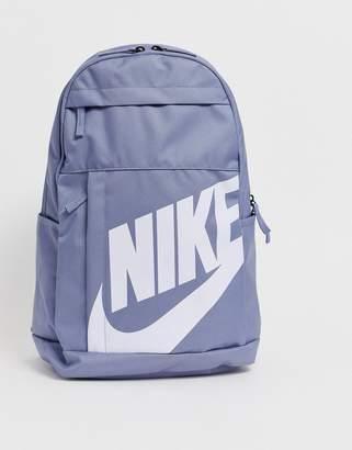 Nike Elemental backpack in grey