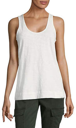 Theory Nebulous Cotton Tank Top