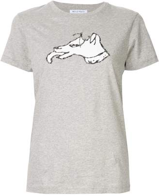 Bella Freud dog T-shirt