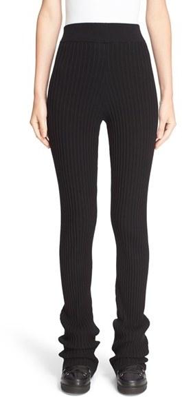 MonclerWomen's Moncler Rib Knit Leggings