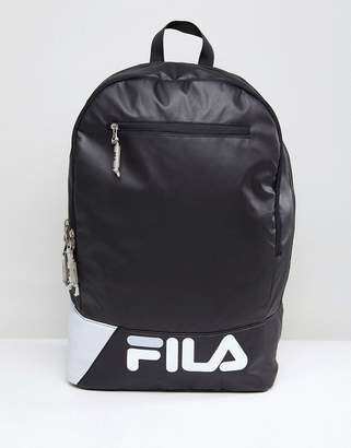Fila Barbe Backpack In Black