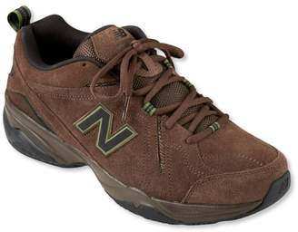 L.L. Bean L.L.Bean Men's New Balance 608 Cross Trainers, Suede