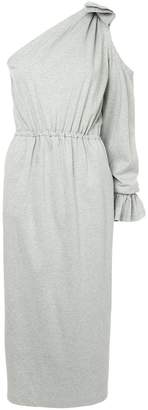 DAY Birger et Mikkelsen Goen.J one-shoulder ruched dress