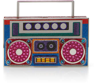 Judith Leiber Couture Brooklyn Mookie Boombox Bag