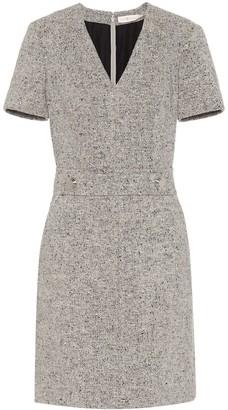 Tory Burch Priscilla linen-wool blend dress