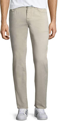 7 For All Mankind Men's Clean-Pocket Straight-Leg Jeans