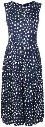Harris Wharf London printed dress