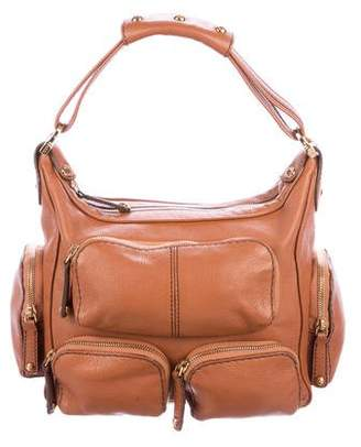 Tod's Multi-Pocket Leather Hobo