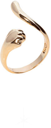 Epiphanie Leo 18k Gold Zodiac Ring