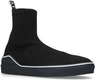 Givenchy Mesh Sock 4G Boots