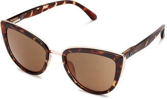 Show Me Your Mumu Quay Australia ~ My Girl Sunglasses ~ Tort/Brown
