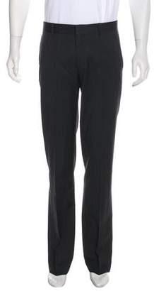 Theory Pinstriped Dress Pants