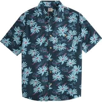 Faherty Rayon Hawaiian Shirt - Men's
