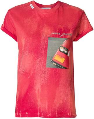 Couture Forte Dei Marmi プリント Tシャツ