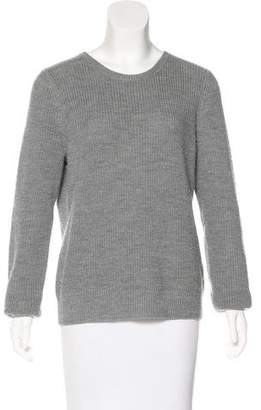 A.L.C. Merino Wool Rib Knit Sweater