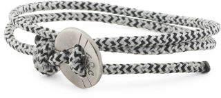 Made In Great Britain 925 Lerwick Rope Bracelet