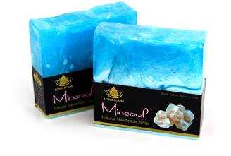 BEST BUY! 6th BAR ONLY 15₵ - Lotus House Mineral Natural Handmade Soap Bars