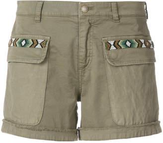 Mason embroidered shorts