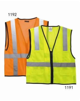 ML Kishigo Workwear Economy Six Pocket Mesh Vest
