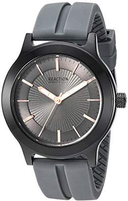 Kenneth Cole Reaction Men's 'Sport' Quartz Metal and Silicone Watch