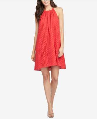 Rachel Roy Cotton Sabine Eyelet Swing Dress, Created for Macy's