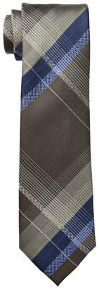 Kenneth Cole Reaction Open Ground Plaid Ties