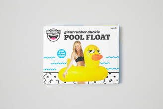 American Eagle BigMouth Angry Duck Pool Float