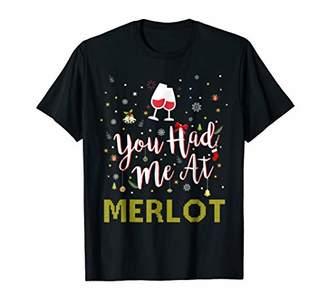 You-Had-Me-At Merlot T-Shirt