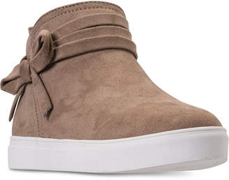 Nine West Girls' Carabellah Ankle Boots from Finish Line