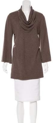 TSE Cowl Neck Knit Sweater