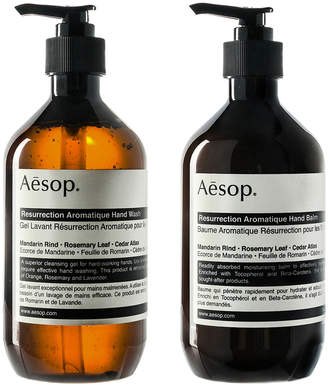 Aesop Resurrection Duet in | FWRD