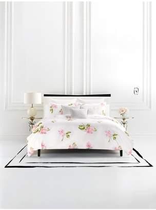 Kate Spade breezy magnolia duvet cover & sham set