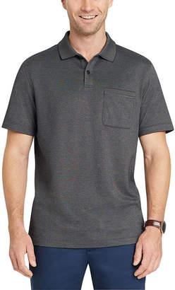 Van Heusen Short Sleeve Polo Shirt